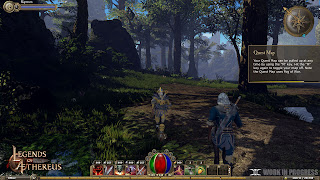 Legends of Aethereus Multiplayer Beta Now Available