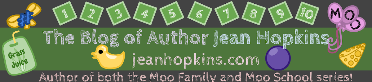 The Blog of Author Jean Hopkins
