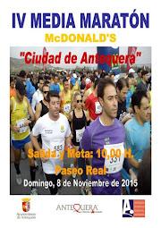 Media Maratón Ciudad de Antequera