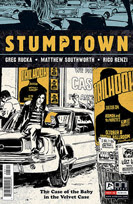 Stumptown Vol. 2 By Greg Rucka and Matthew Southworth