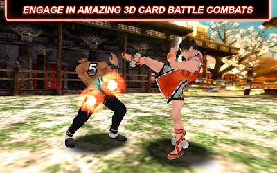 Tekken Card Tournament apk