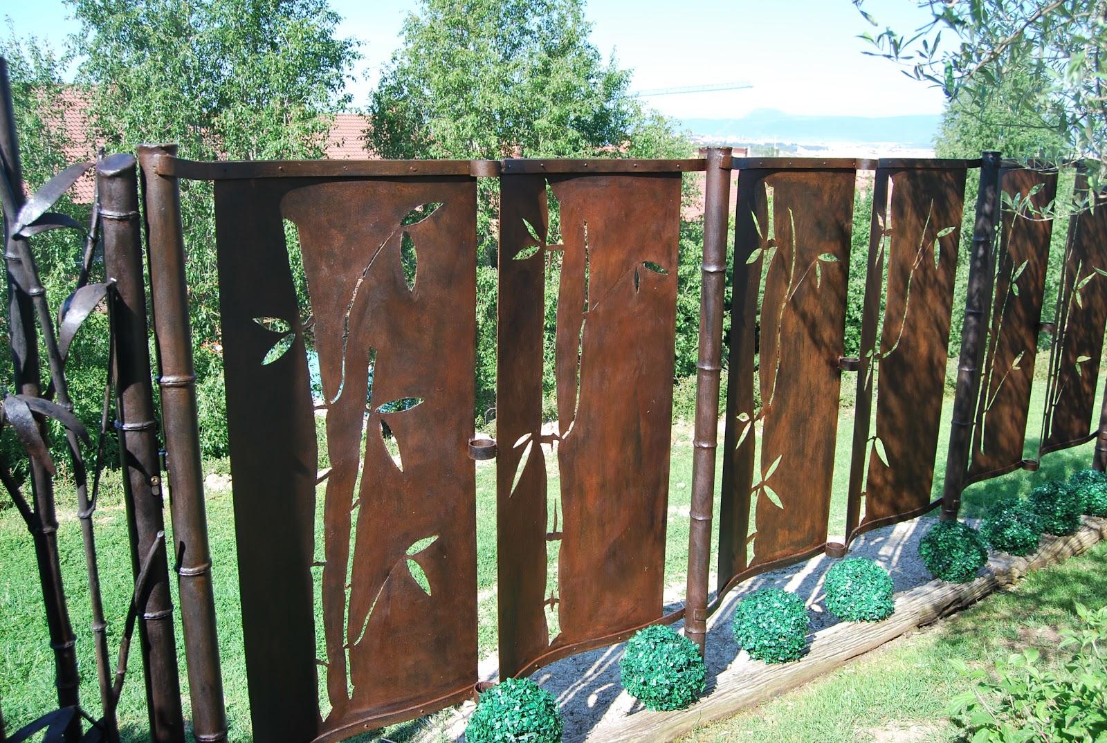 Espacios para el arte forja para el jard n for Esculturas en jardines
