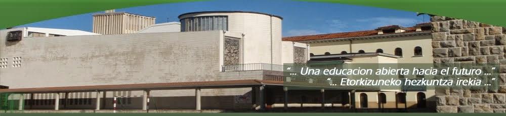 Colegio Regina Pacis, Burlada