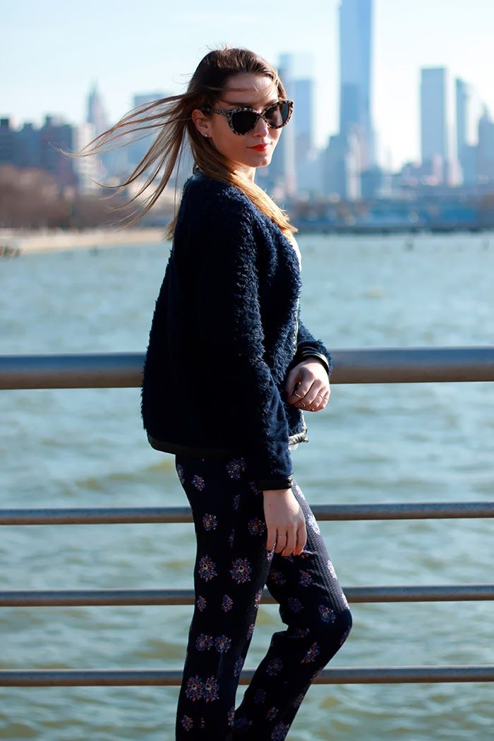 fashion blogger new york