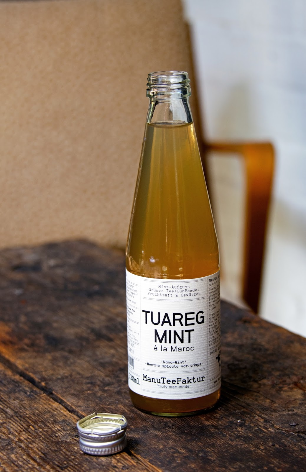 Tuareg Mint Tea