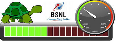 BSNL-Slow-Speed