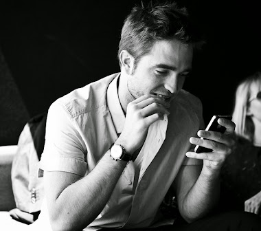 * EL GUAPO ACTOR ROBERT PATTINSON *