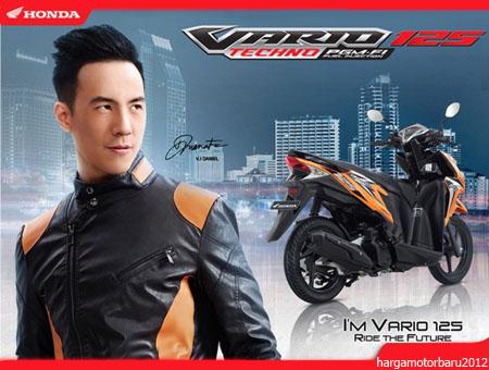 Honda Vario Techno 125 PGM-FI