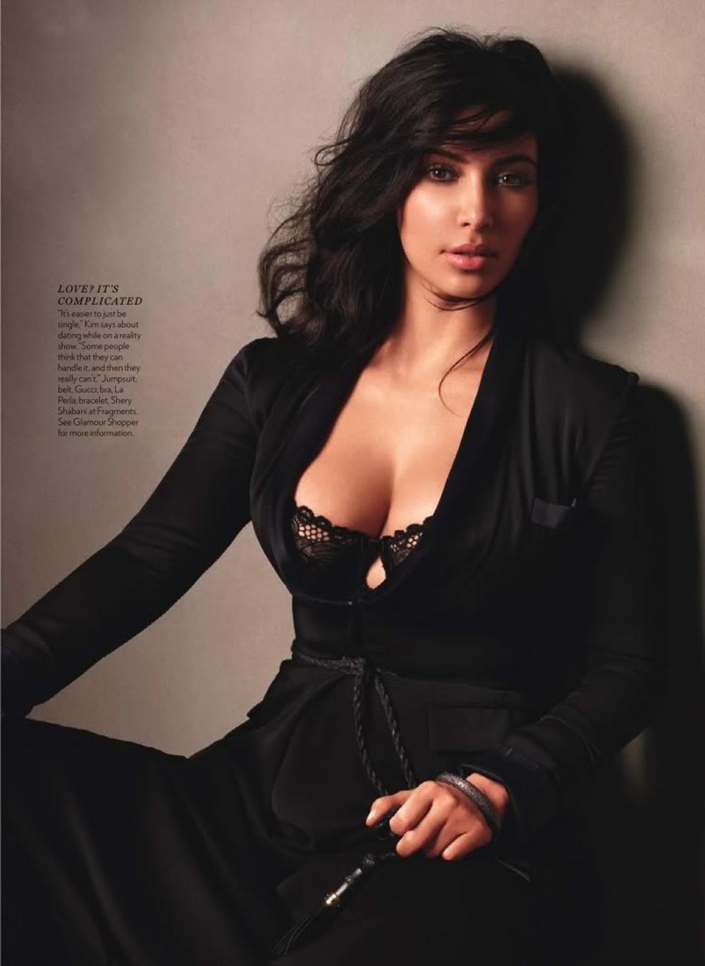 Kim Kardashian Haircut 06
