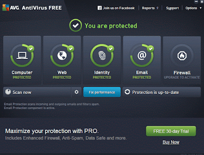 AVG 2016 Free Edition Download for windows