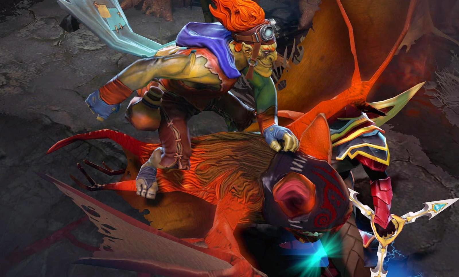 Download DOTA 2 v 511 Free Full Crack PC Game