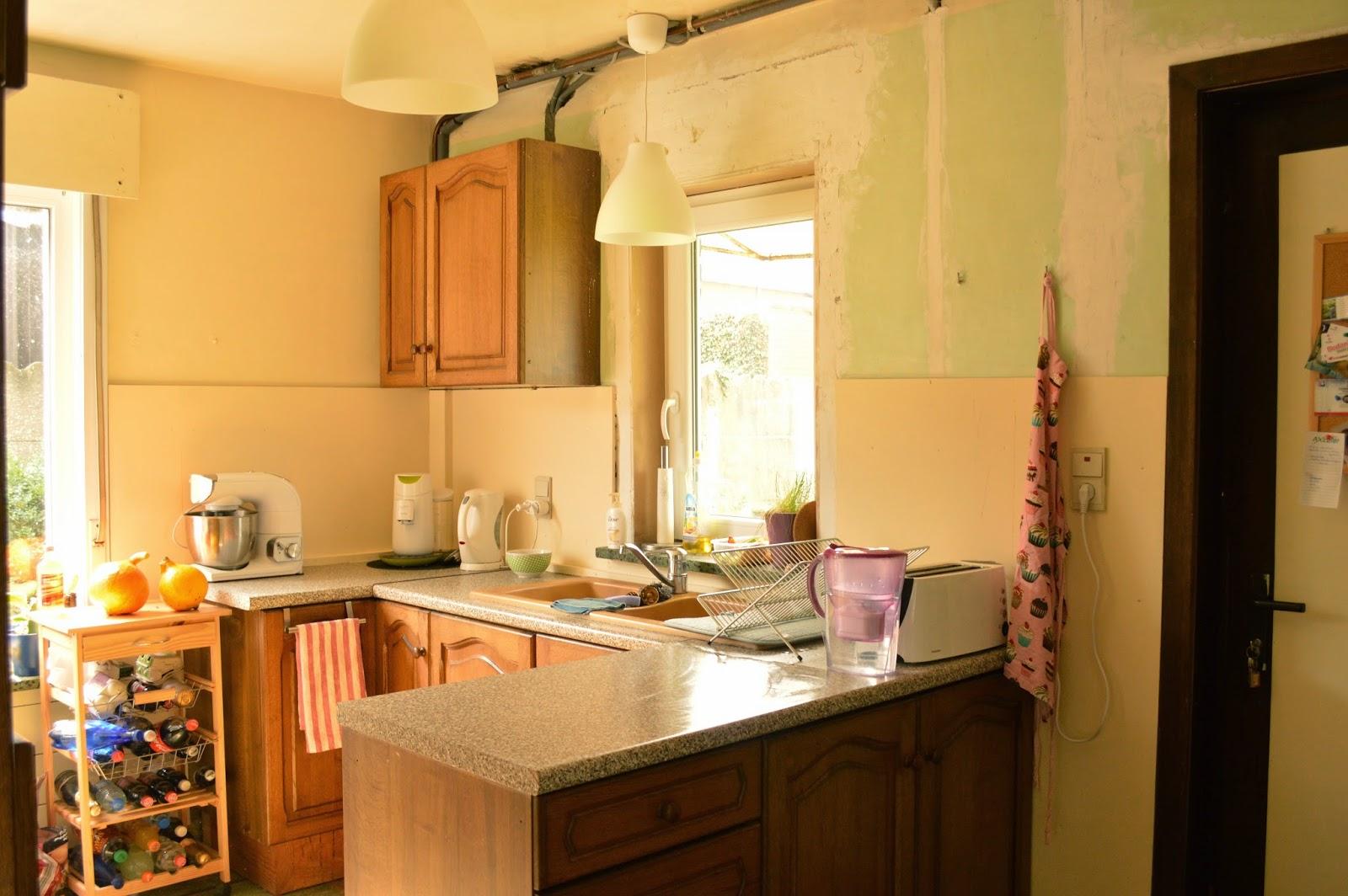 Mamzella en toen was de keuken verdwenen - Beeld van eigentijdse keuken ...