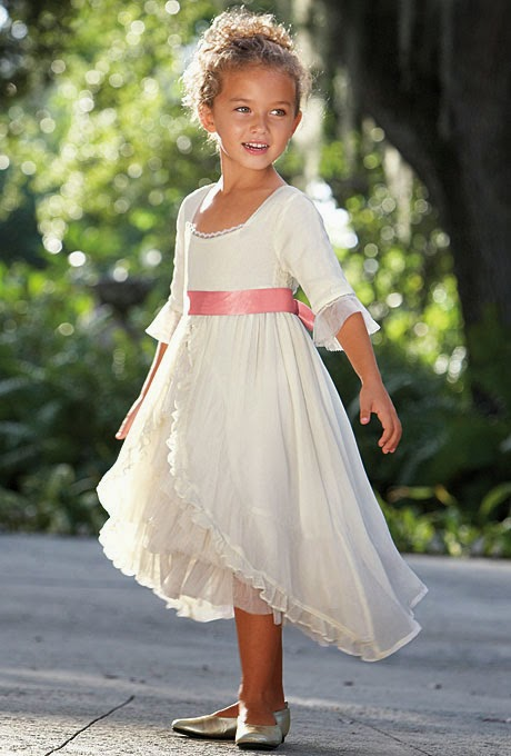 Most Expensive Flower Girl Dresses - Wedding Short Dresses