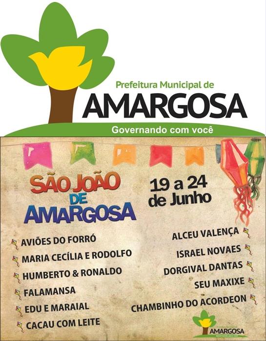 Durante coletiva, prefeita divulga a grade do São João de Amargosa e Nova Marca de Governo.