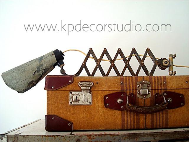 luminaria vintage, comprar luminarias antiguas de pared, estilo industrial y vintage para decoracion