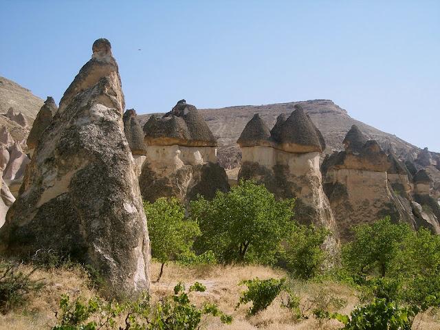 Paşabağı, Cappadocia Turkey