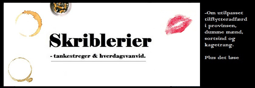 Skriblerier