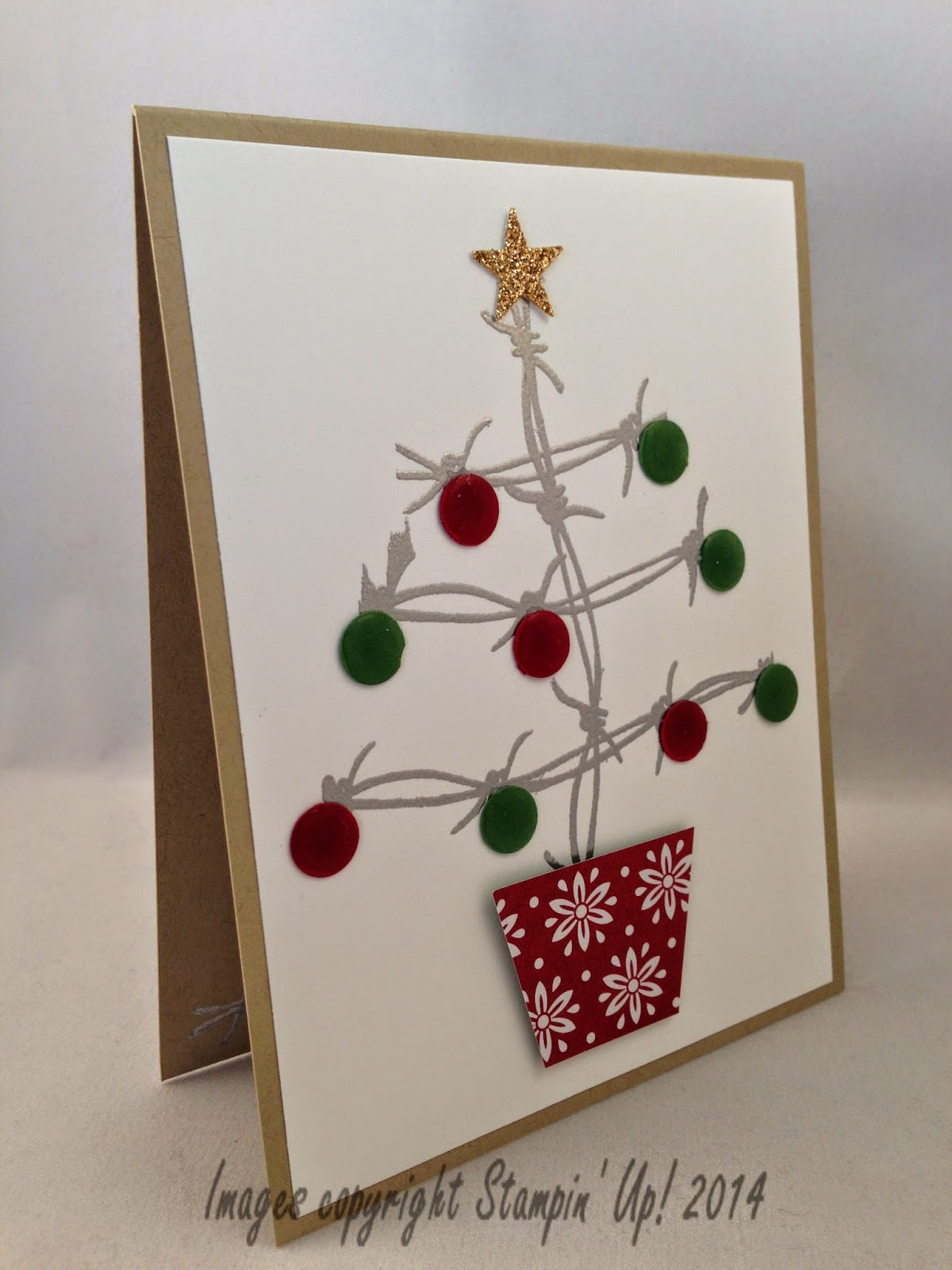 StampinTX: Swap Christmas Card Ideas