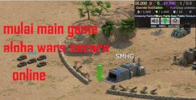 Cara Daftar Game Online Alpha WarsCara Daftar Game Online Alpha Wars