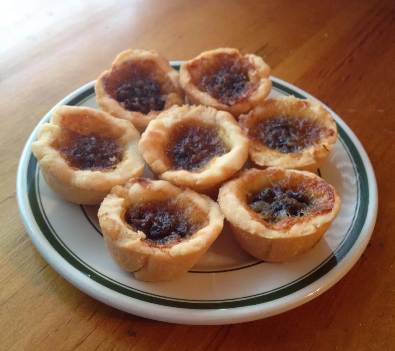 Gf ontario blog gluten free butter tarts