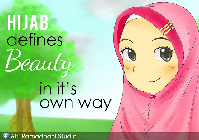 Hijab is Beauty