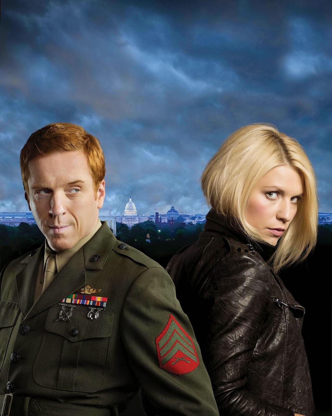 Blu-ray & Dvd Italia: Serie Tv: Homeland (seconda stagione ...