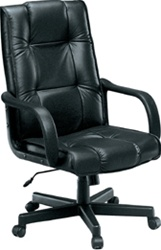 Comfortable Leather Computer Chair