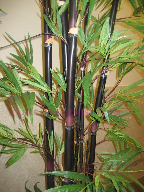 Bamboo Artifiacl Plants Bamboo Craft Photo