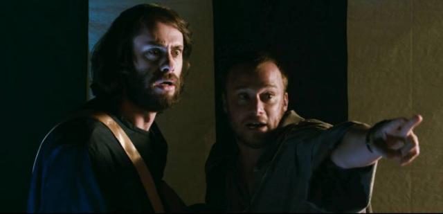 """Imágenes de la película """"Knights of Badassdom""""."""