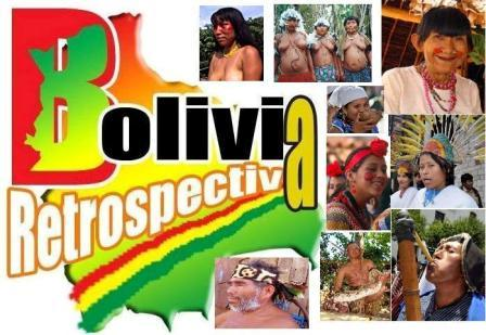 BOLIVIA RETROSPECTIVA