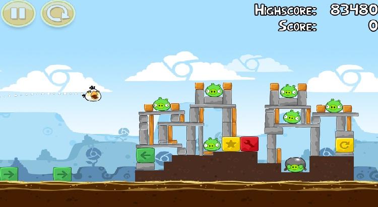 Angry Birds jogos PC