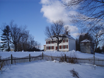 Celebrating the Holidays in 18th Century Johnstown