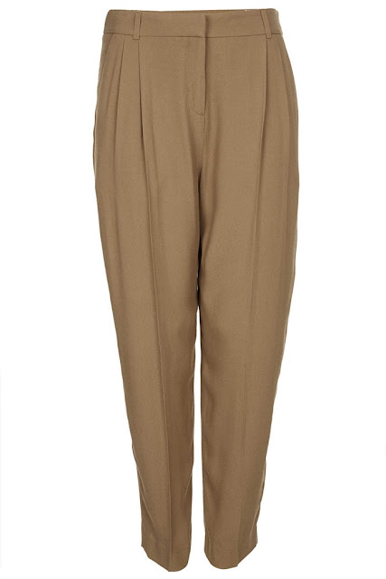 pantalones fluidos topshop