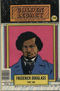 Golden Legacy: Frederick Douglass