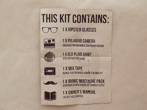 Hipsters kit