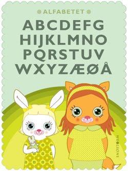 Alfabetplakater