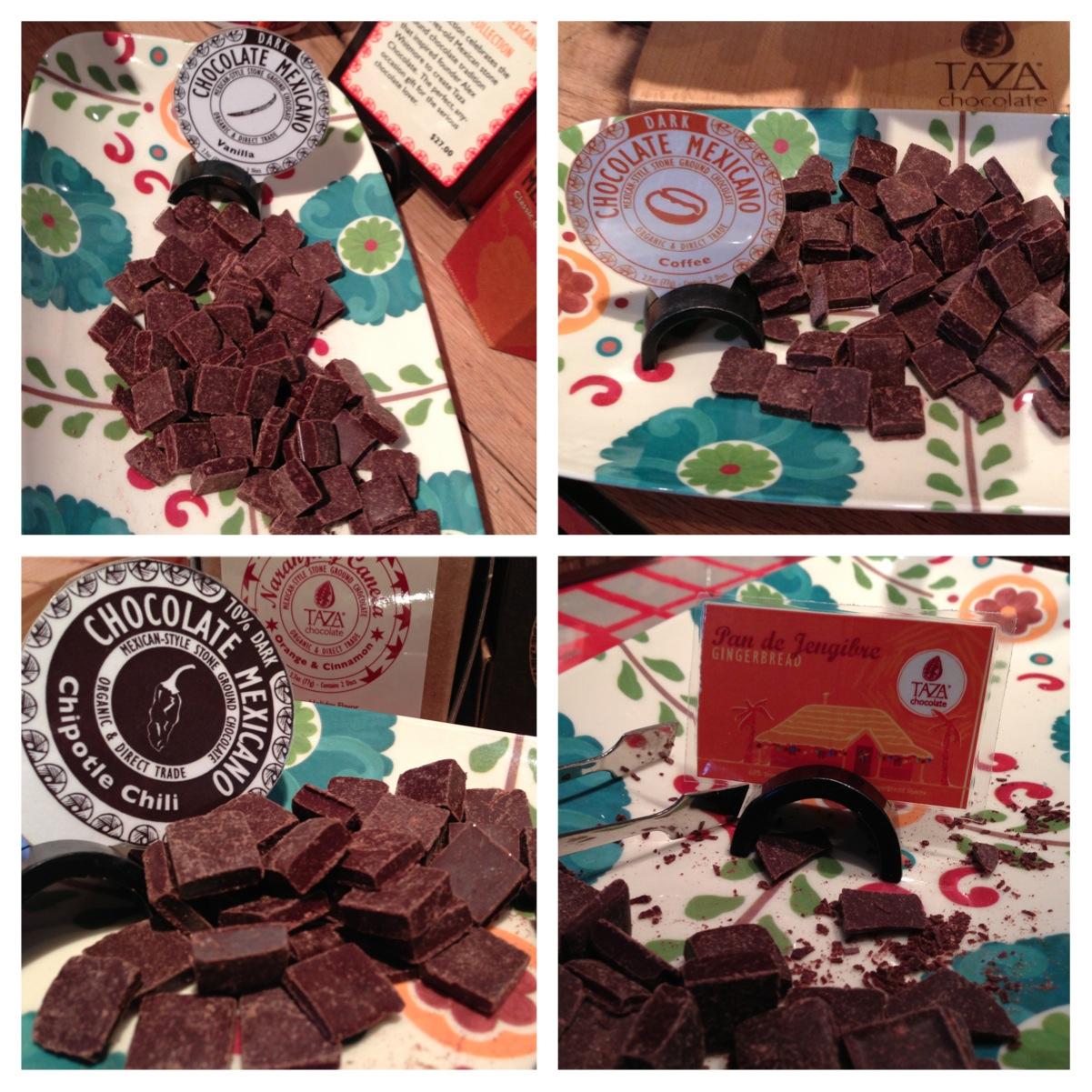 Avocado Athlete » Taza Chocolate Factory Tour