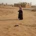 Menggunakan Tali Sebagai Pemandunya, Kakek Ini Selalu Shalat Berjama'ah