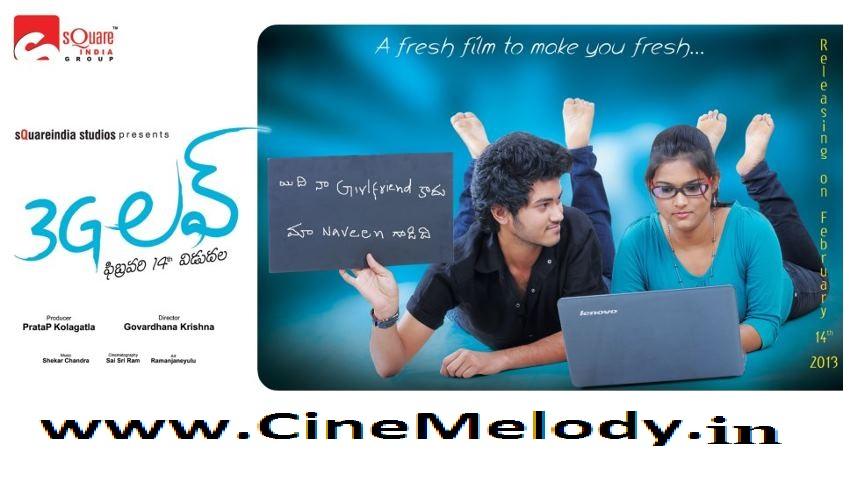 3G Love Telugu Mp3 Songs Free  Download -2013