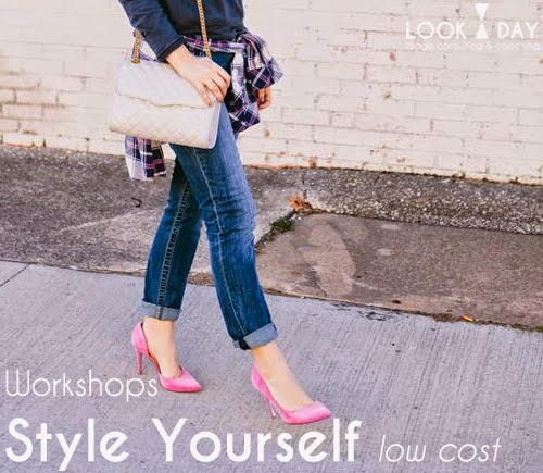 10ª edição curso Style Yourself low cost | Lisboa, Março, pós-laboral