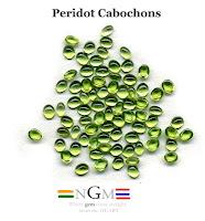 wholesale peridot Cabochons