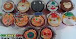 Cupcakes do Circo