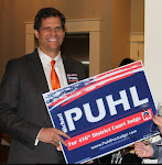 Michael Puhl for Collin County District Court Judge