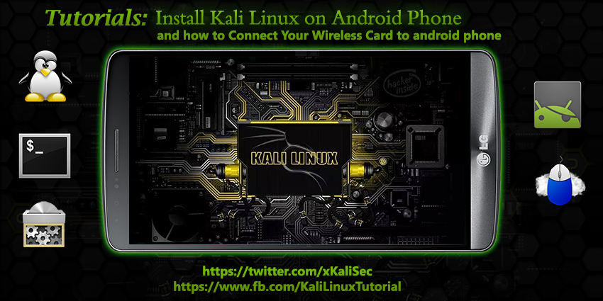 Kali Linux on Android using Linux Deploy   Kali Linux ...
