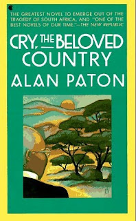 an analysis of the book cry the beloved country by alan paton This week's must read: 'cry, the beloved country,' by alan paton amid the flurry of retrospectives prompted by nelson mandela's death, writer kevin roose reminds readers not to forget the social context within which mandela struggled.
