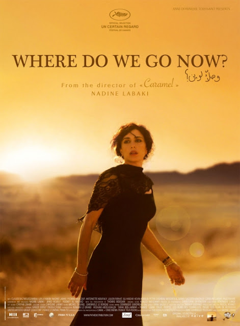 Lebanese film by Nadine Labaki -Where do we go now?