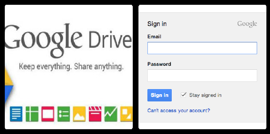 how to create palm cards using google docs
