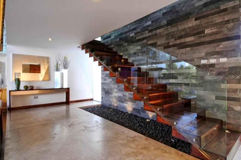decorar escadas interiores