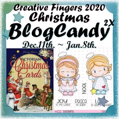 Blogcandy tm 8 januari 2021