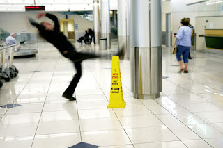 Slip & Fall Accident leads to injury lawsuits in Florida